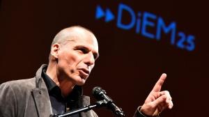 Tegenlicht Den Haag Meetup Volk macht Varoufakis DIEM25 Bazaar of Ideas