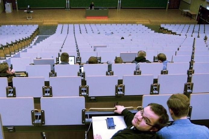 Tegenlicht Meet Up Den Haag De Slimme Universiteit 03 Maart 2016, 19:00 –22:00