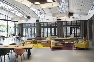 Bazaar of Ideas Den Haag Interior
