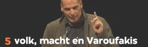 Tegenlicht Meetup Den Haag Volk macht en Varoufakis Tegenlicht Den Haag Meetup Pakhuis de Regah Pakhuis de Zwijger in Den Haag Bazaar of Ideas