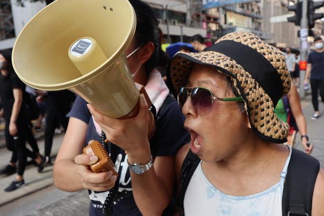 Tegenlicht Den Haag Meetup: Hongkongs nieuwehelden