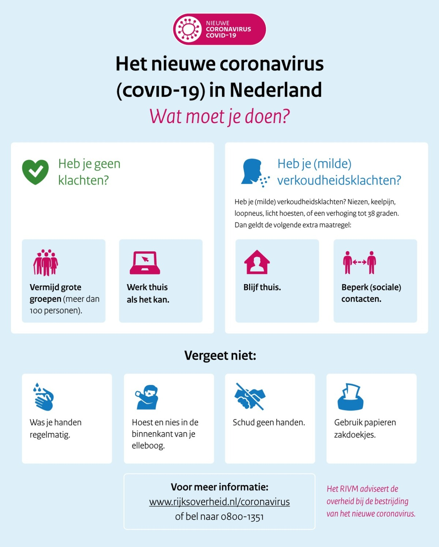 Tegenlicht Den Haag Meetups ivm het coronavirusAFGELAST